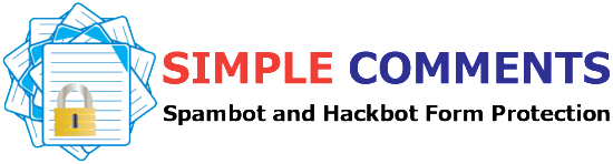 Simple Comments Logo