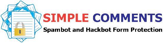 Simple Comments Logo