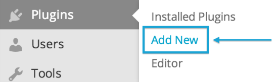 WordPress Plugin Installation Add New Plugin